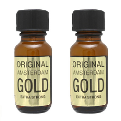 Original Amsterdam Gold Original  Rush Leather cleaner head cleaner amyl nitrate