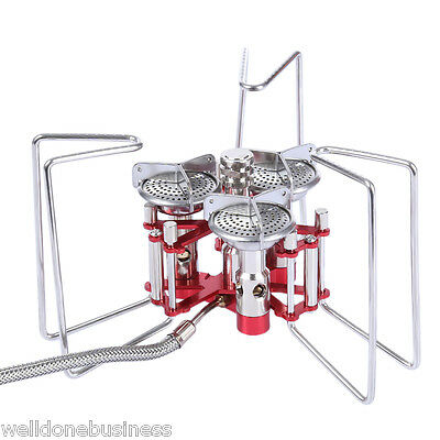 BULIN BL100 - B6 - A Outdoor Camping Split Type Cooking Stove Picnic Gas Burner
