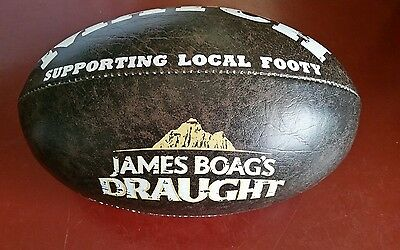 JAMES BOAG'S DRAUGHT AFL MATCH FOOTBALL -New-