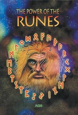 NEW Power Of The Runes by Voenix BOOK (Cards) Free P&H