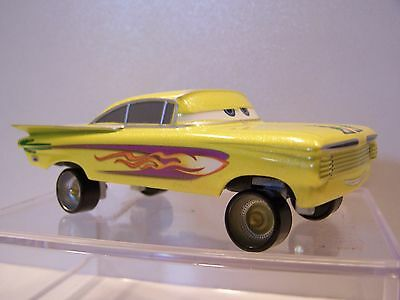 Disney Store Exclusive Cars 1/43 scale Yellow Low and Slow Ramone