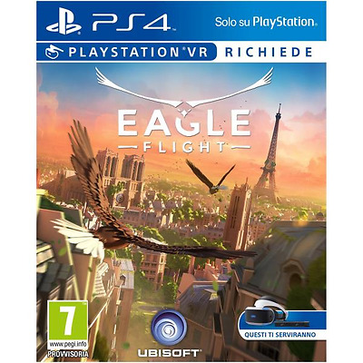 Ubisoft PS4 VR EAGLE FLIGHT