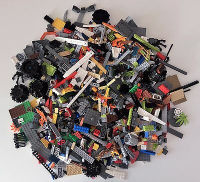 Bulk Lot LEGO - a bit over 1.800Kg mixed pieces - great,clean condition