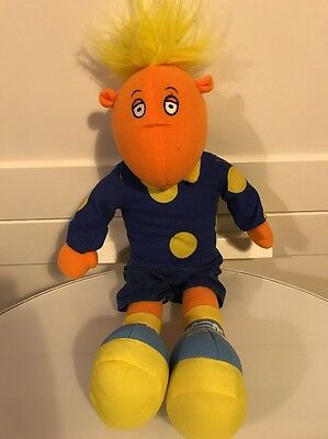 "Tweenie Jake Original 14"" Plush Soft Toy Doll Figure Hasbro"
