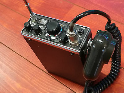 Kenwood Tr-2300 Portable Vhf Transceiver Mint, Rare Collectors Item!!