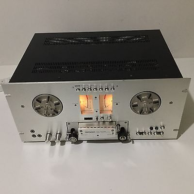 Vintage Retro Pioneer RT 707 Reel To Reel