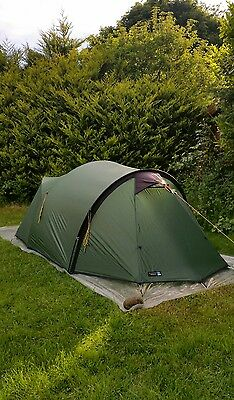 Terra Nova Voyager XL Lightweight 2-person backpacking tent Superb