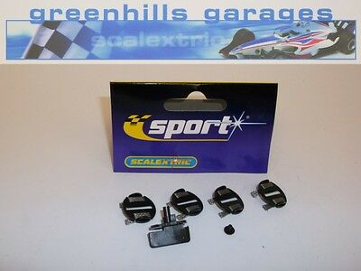 Greenhills Scalextric Spares Guide blade and Braid plates x 4 C8329 BNIP