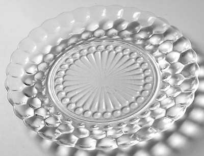Anchor Hocking BUBBLE CLEAR Dinner Plate 5631