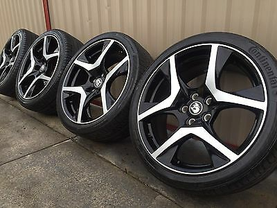 Genuine Holden HSV VF CLUBSPORT/ Gts  Wheels And Tyres 20inch