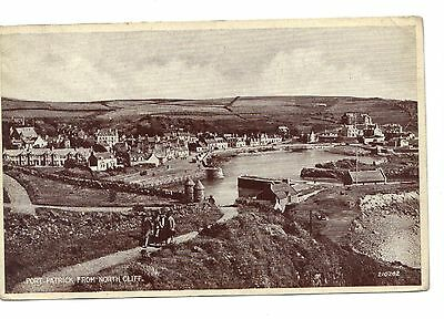 Portpatrick Postcard View From North Cliff