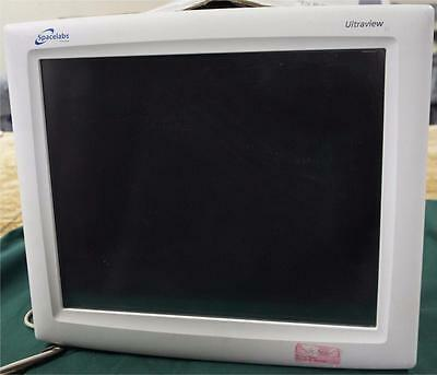 """One Spacelabs Healthcare Ultraview SL 18"""" Monitor-ET1820L-7SWR !!  9 Available"""