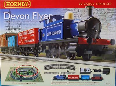 New Empty Hornby R1121 Devon Flyer Class 101 Tank 0-4-0T Train Set Box Empty Box