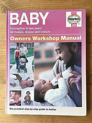 "Haynes ""Baby"" Owners Workshop Manual (Hardback Book)"
