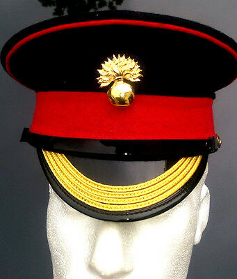 Grenadier Guards Warrant Officers Peaked Forage Cap Size 57, 58, 59, 60