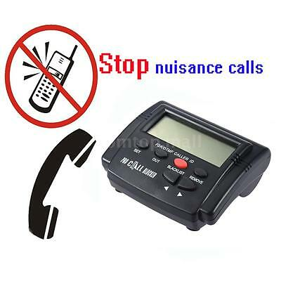 CT-CID803 Caller ID Box Blocker Stopp Nuisance Calls Stoping All Cold Calls