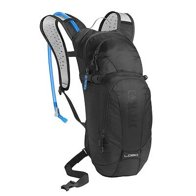 2017 Camelbak 3.0L Lobo Hydration Pack in Black RRP £84.99