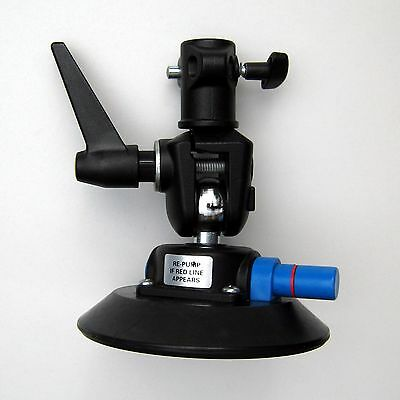 Manfrotto 241 Suction Pump Cup Camera Mount