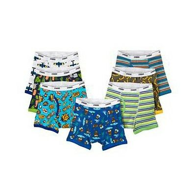 NWT Gymboree Boys Sz  3 4 5 6 7 8 10 12 Boxer Briefs Underwear 7 pair NEW
