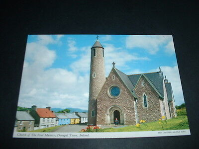 .ireland John Hinde  P.c.  Church Of The Four Masters Donegal Town