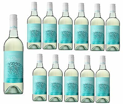 Icy Breeze NZ Marlborough Sauvignon Blanc White Wine 2016 (12x750ml)