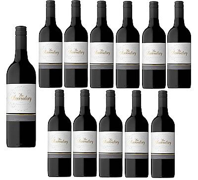 The Observatory Shiraz Barossa Valley or Merlot Red Wines 2013/14 (12x750ml)