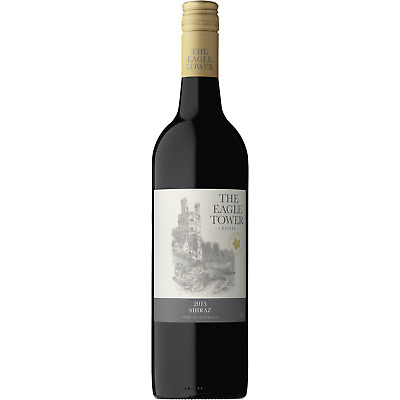 Eagle Tower Shiraz Red Wine SEA (12x750ml)- Free Shipping RRP$189