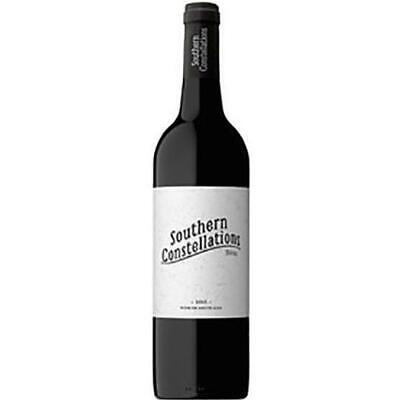 Southern Constellations Shiraz Red Wine SEA (12x750ml)- Free Shipping! RRP$189!