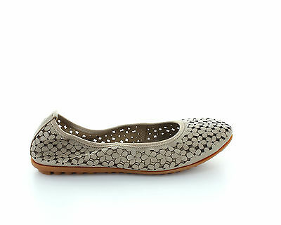 Cc Resorts Beatrice Leather Ballet Flats
