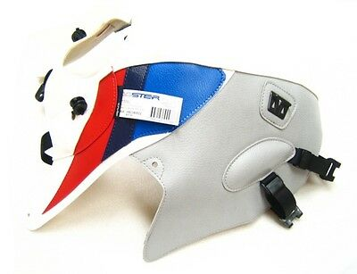 Bagster Tank Cover Bmw R1200Gs Adventure 10-11 White/red/blue/grey Tankbra 1529J