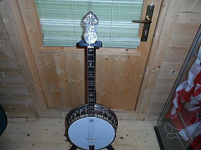Bacon & Day  Banjo Silver Bell Serial number 16510 made 1925
