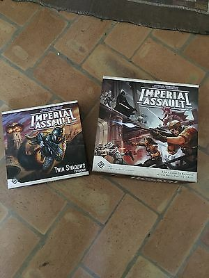 IMPERIAL ASSAULT Gioco In Scatola Board Game Star Wars
