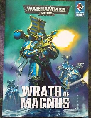Warzone Fenris: Wrath of Magus ger Thousand Sons vs. Space Wolf  Warhammer 40k