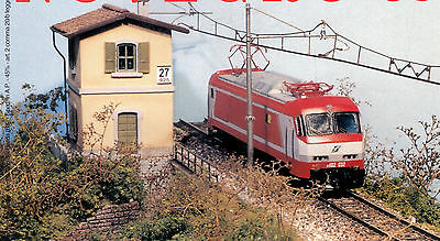 MINITALIA MODELTRENO CASELLO LINEE SECONDARIE art. MI 113K  in kit