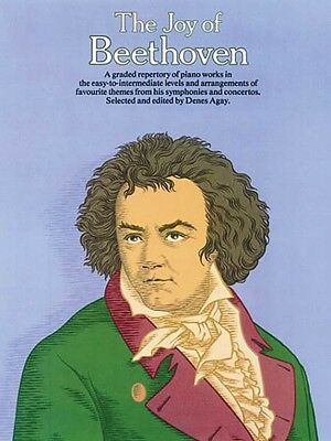 The Joy of Bach Sheet Music Piano Solo Yorktown Book NEW 014001225