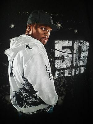 50 CENT Concert T shirt - the Invitation Tour -  - size 2X