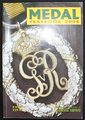 British Military Medal Yearbook 2008