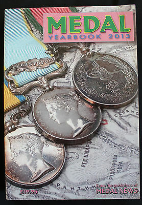 British Military Medal Yearbook 2013