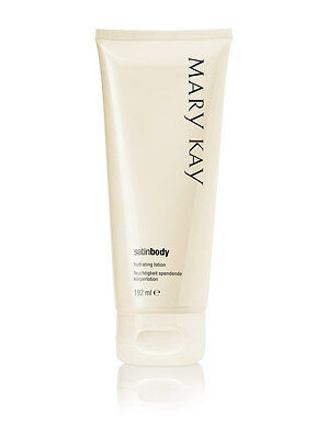 Mary Kay Satin Body Hydrating Lotion.