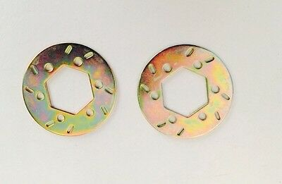 HPI BAJA BRAKE DISC ROTOR (2pcs) FOR HPI KM ROVAN 5B 5T 5SC SS.