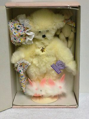 1996 Annette Funicello Bear Dream Keeper C-35441  14 in. MIB
