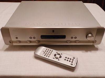 Parasound P3 High End preamplifier