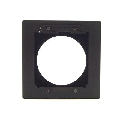 99x96mm (Linhof) to 140x140mm (Sinar) Lens Board Converter