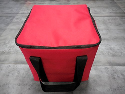 Insulated Food Delivery Bag - 12 x 12 x 12