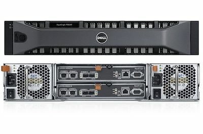 Dell EqualLogic PS6210XS 7 x 800GB SSD 17 x 1.2TB iSCSI SAN Array 10GBe/10GB