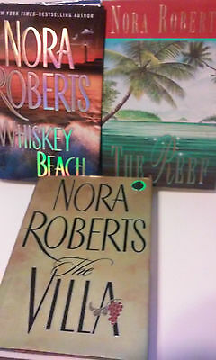 Nora Roberts Books - Lot of 11 - Hardcover/Paperback