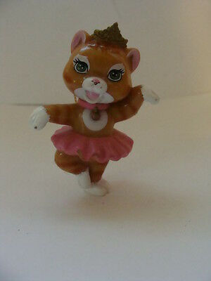 Mattel Ballerina Princess GENEVIVE the CAT Taby Cat Ornament 2.5""