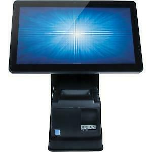"Elo mPOS Printer Stand - Up to 15"" Screen Support - Black"