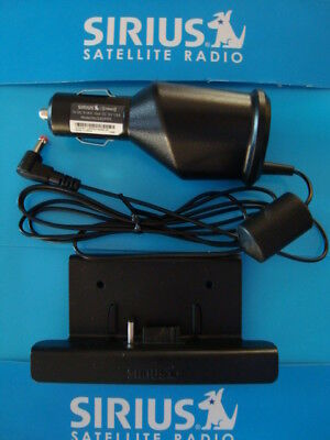 Sirius XM Vehicle Car Dock Power Cord for Starmate Stratus Sportster 3 4 5 6 7 8