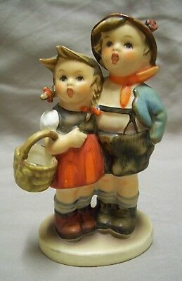 Goebel Hummel Figurine Surprise Tmk5 #94 Exc Con